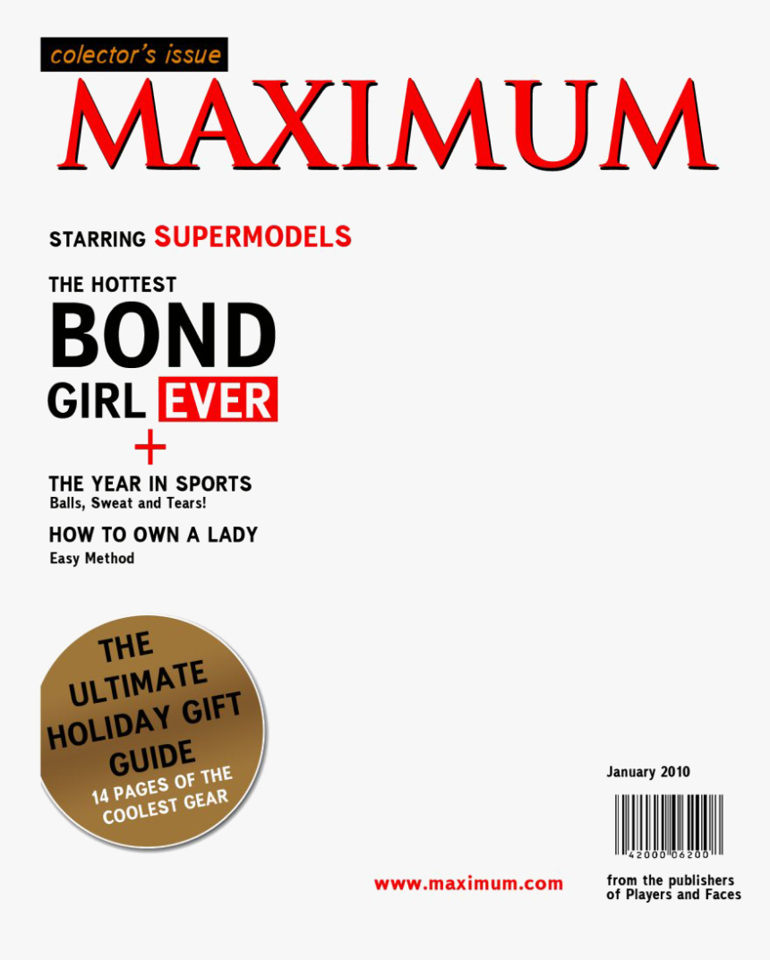 Magazine Cover - Magazine Cover Png Hd, Transparent Png, Free Download