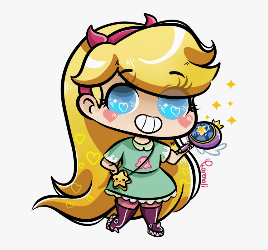 Imágenes De Star Butterfly - Chibi, HD Png Download, Free Download