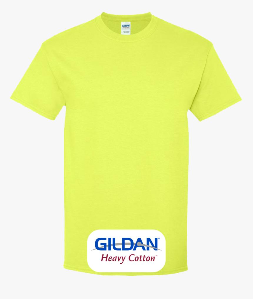 Yellow T Shirt Custom Hd Png Download Kindpng