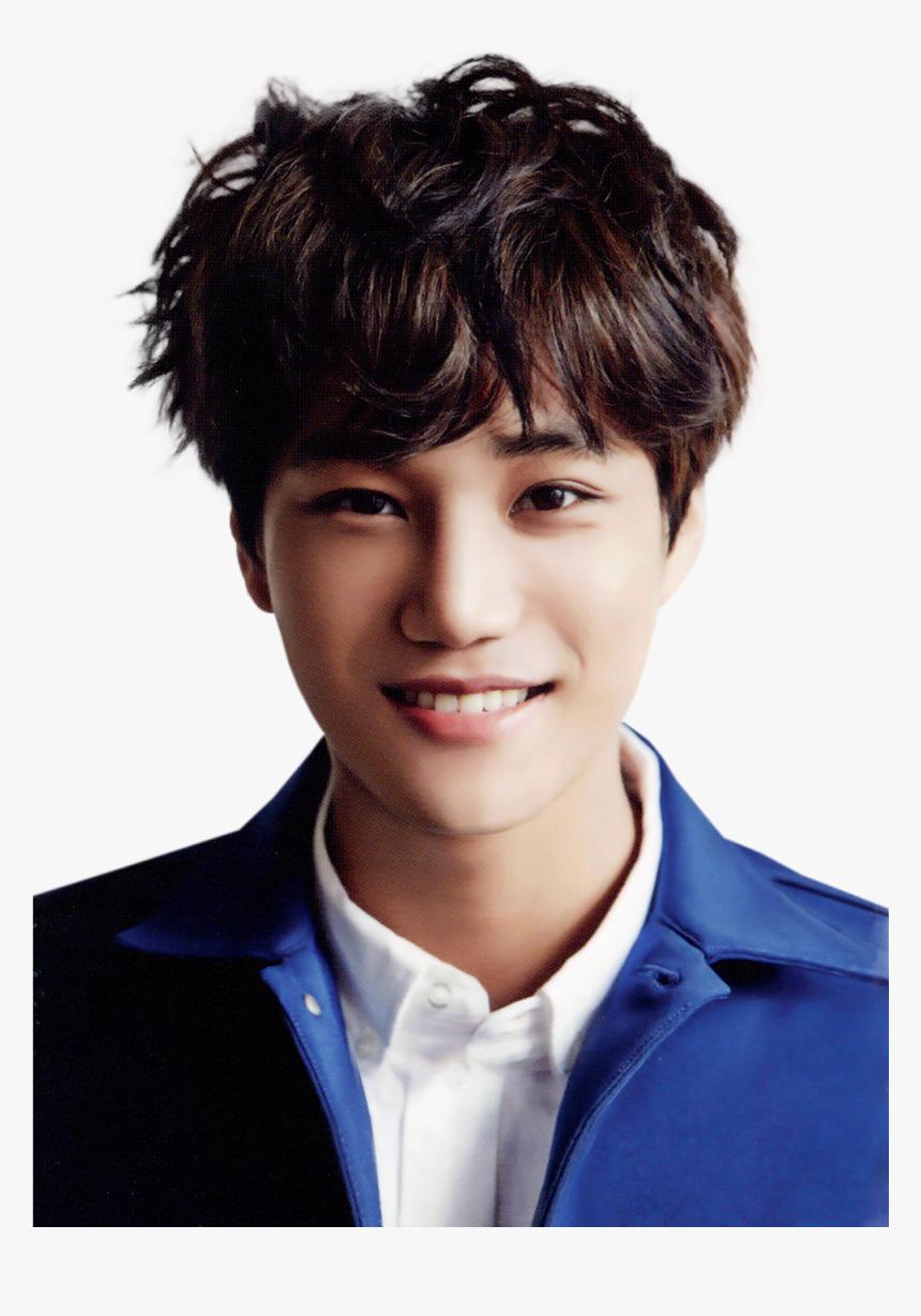 777 7776513 transparent kpop photocard cute exo kai hd png