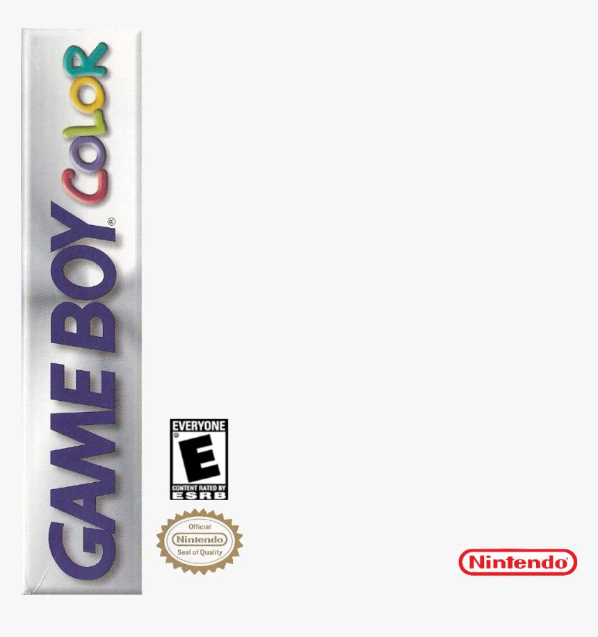 Super Mario Land 2 6 Golden Coins Dx , Png Download - Game Boy Color, Transparent Png, Free Download