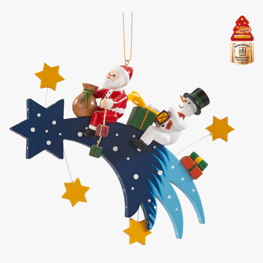 Transparent Christmas Stars Png - Christmas Ornament, Png Download, Free Download