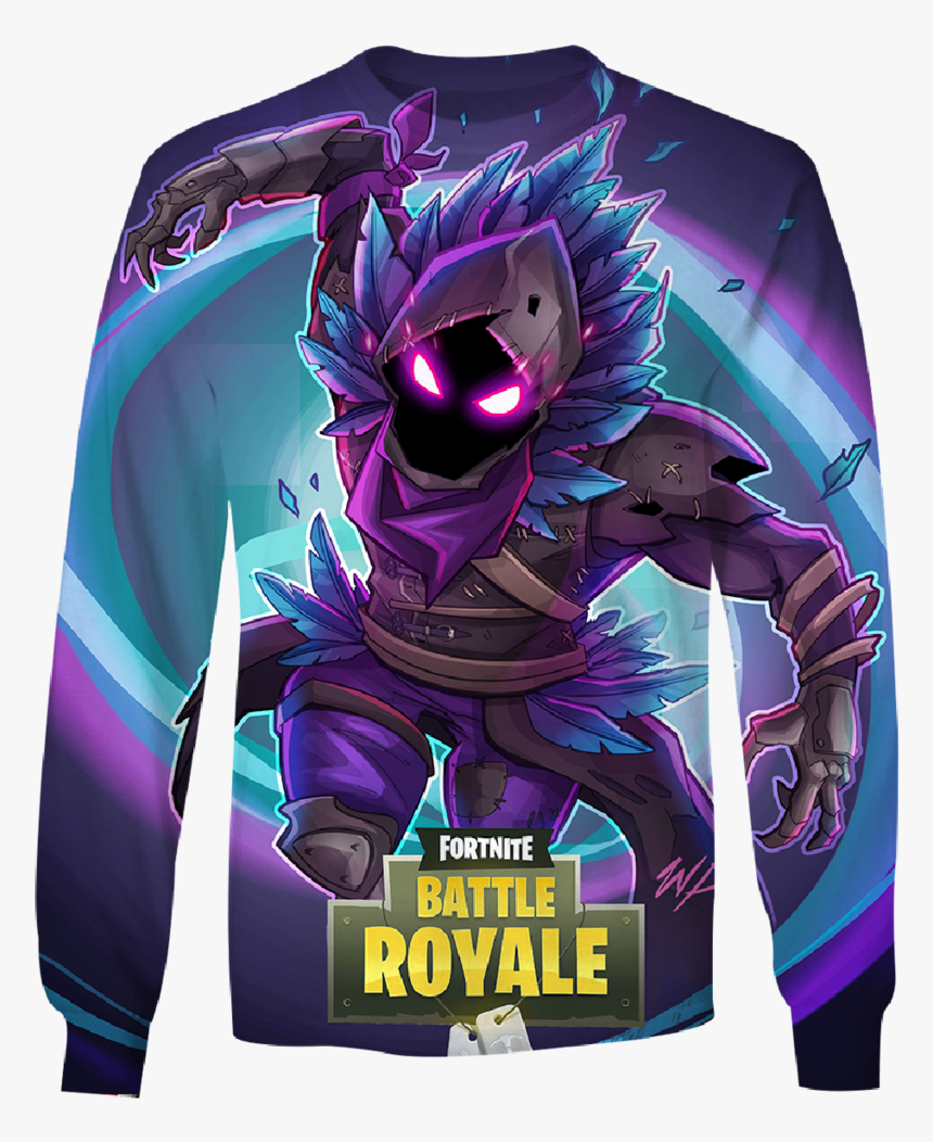 Fortnite The Raven By Puekkers - Calamity Fortnite Skin 4k, HD Png Download, Free Download