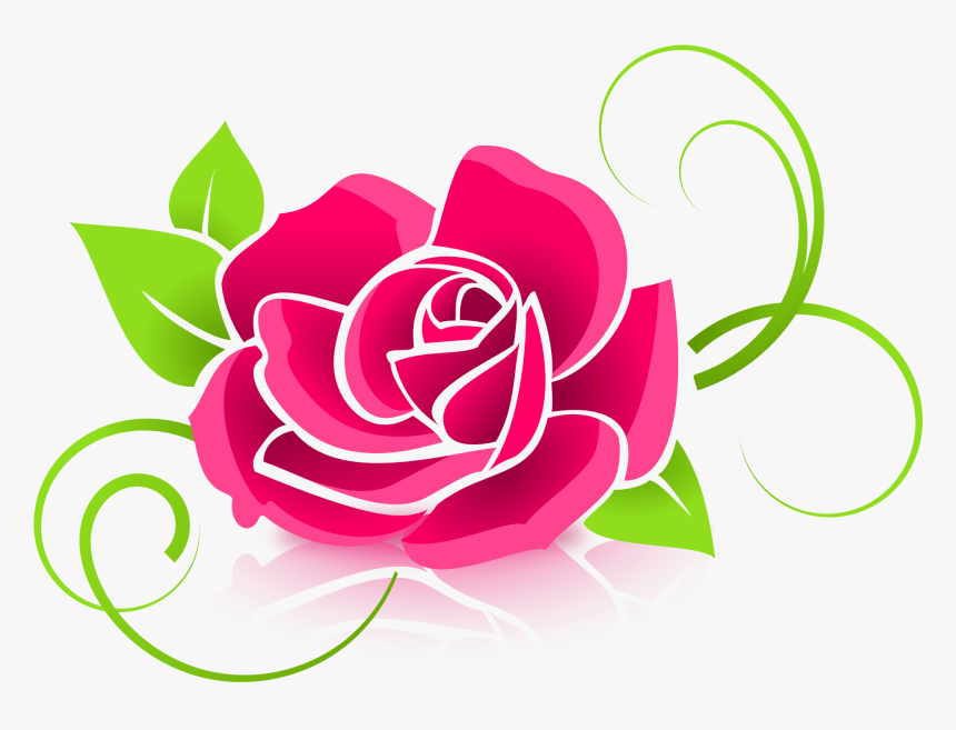 There Are Six Principles Favourable To The Execution - Flores Vector Rosa Png, Transparent Png, Free Download