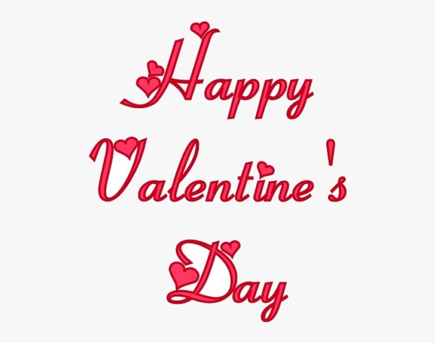 Happy Valentines Day Clipart Banner Free Cliparts Images - Happy Valentines Day, HD Png Download, Free Download