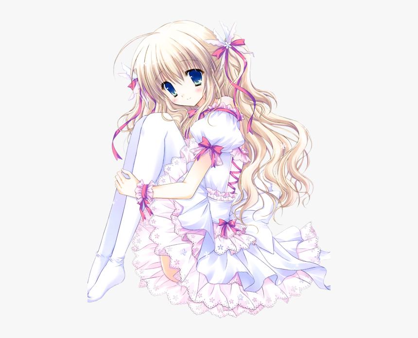 Kawaii Anime Girl - Kawaii Anime Anime Girls, HD Png Download, Free Download