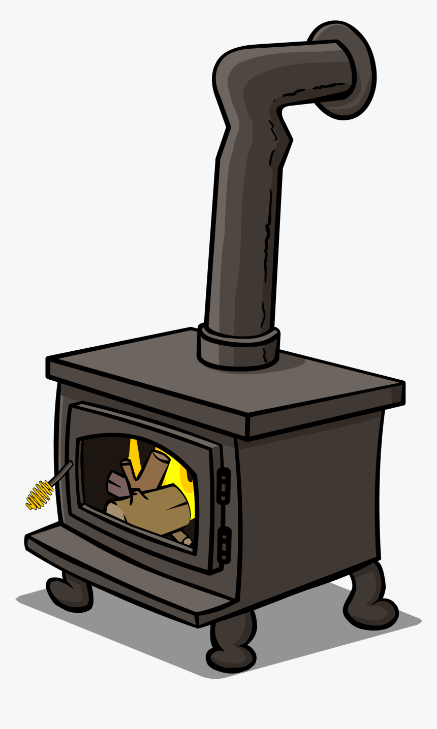 Wood Stove Png - Old Wood Burning Stove Png, Transparent Png, Free Download