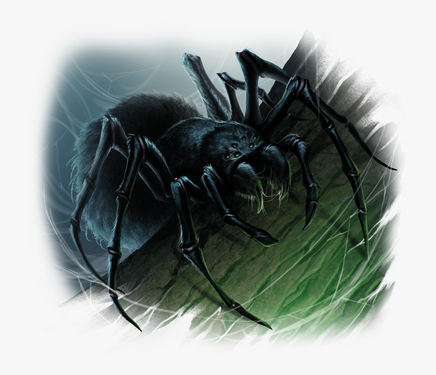 Giant Spider Monster, HD Png Download, Free Download