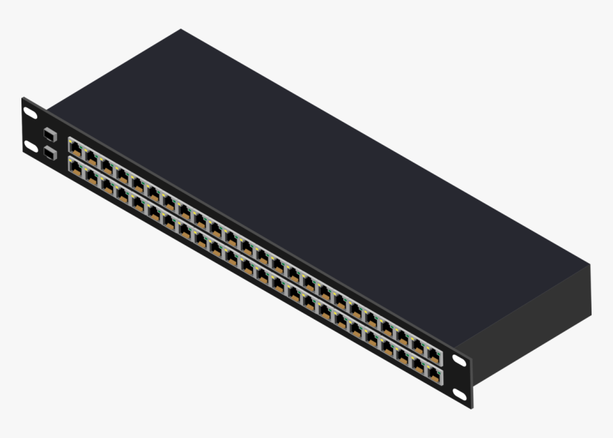 Network Switch Electrical Switches Electronics Ethernet - Network Switch, HD Png Download, Free Download