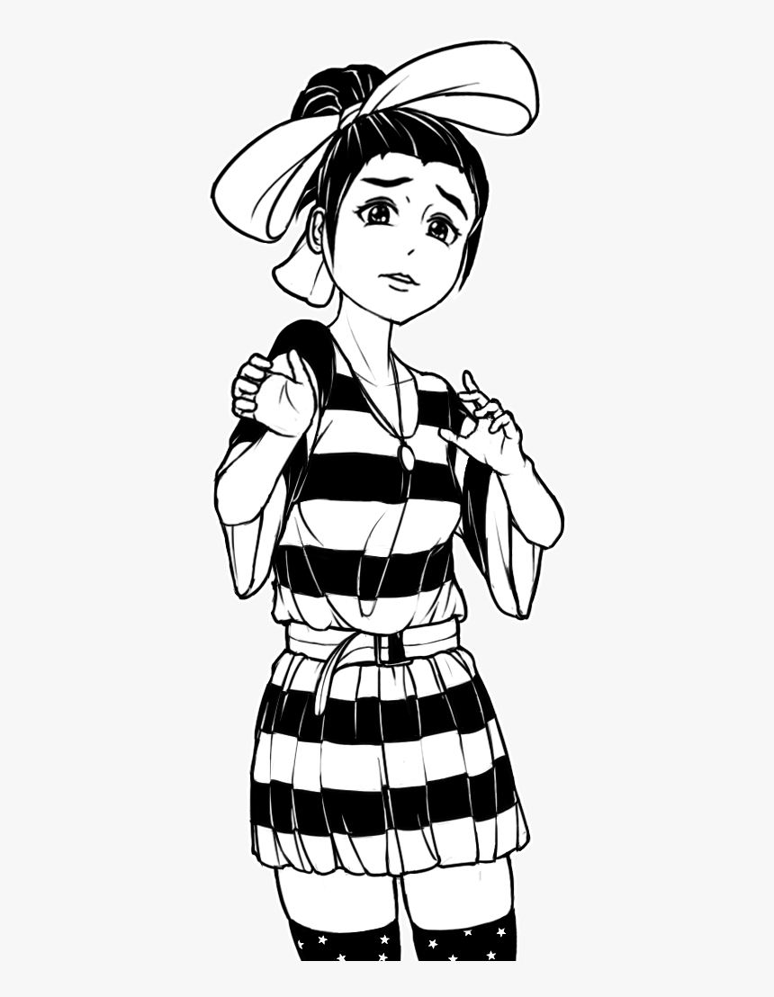 Disgusted Girl Drawing, HD Png Download, Free Download