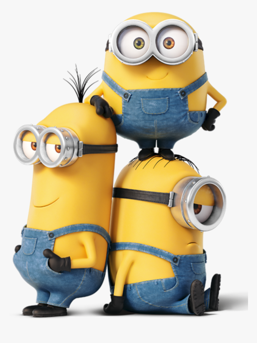 Minions Png, Transparent Png, Free Download