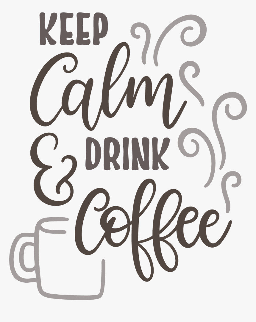 Words Quotes Sayings Coffee Freetoedit Coffee Quote Clip Art Hd Png Download Kindpng