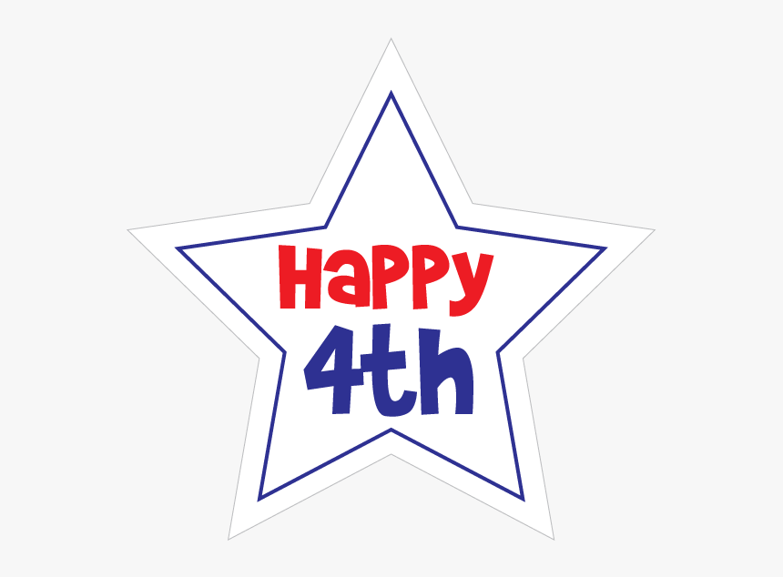 4th Of July Star, HD Png Download, Free Download
