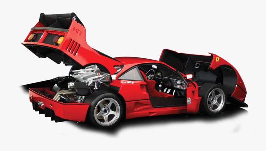 Centauria F40 1 8, HD Png Download, Free Download