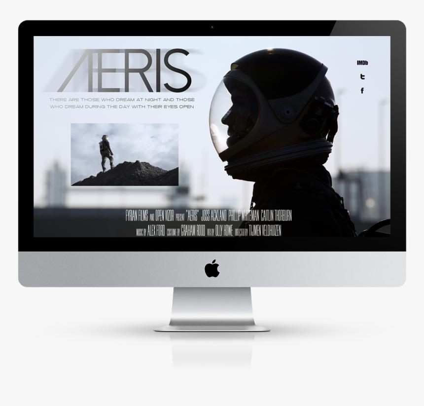 29 Aug Aeris Mac Screen - Imac Apple Prezzo, HD Png Download, Free Download