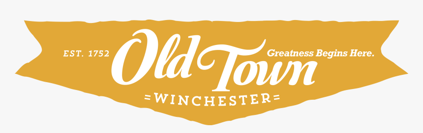 Old Town Winchester Va Logo, HD Png Download, Free Download