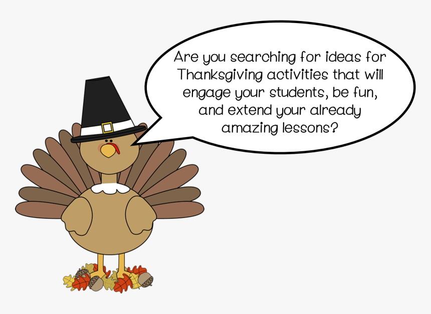 Thanksgiving Turkey Clipart Png, Transparent Png, Free Download