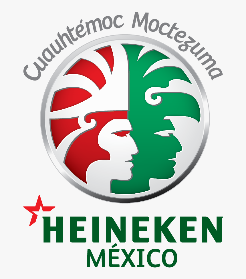 Heineken Mexico Logo Png - Cervecería Cuauhtémoc Moctezuma Sa, Transparent Png, Free Download