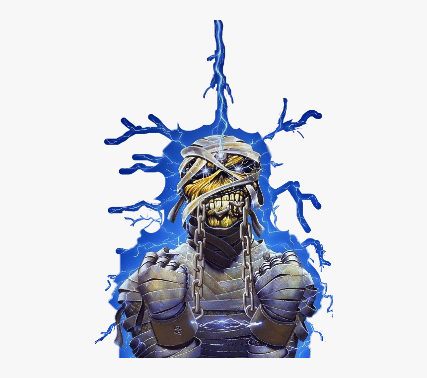 Iron Maiden Eddie Poster, HD Png Download, Free Download