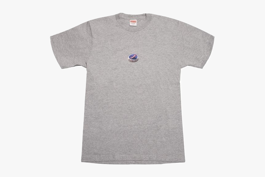 Supreme Bottle Cap Tee, HD Png Download, Free Download
