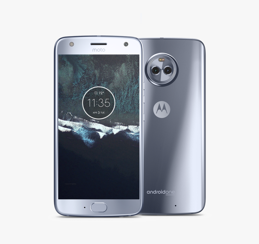 Motox4 - Android One Moto X4, HD Png Download, Free Download