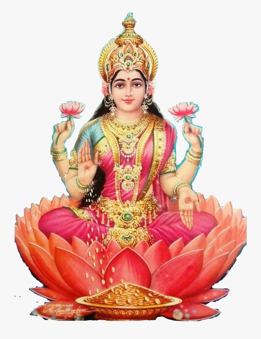 Goddess Lakshmi, HD Png Download, Free Download