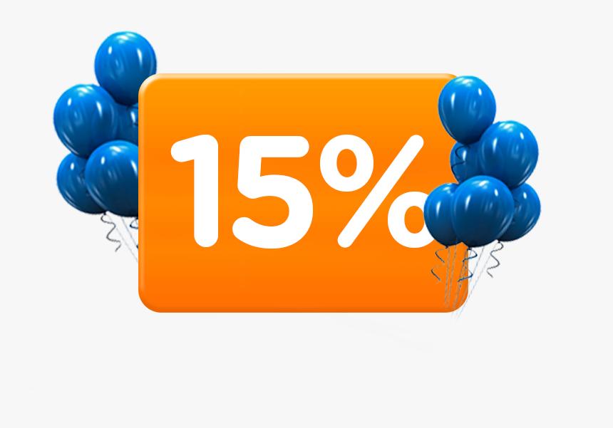 Ganhe 15% De Desconto Para Comprar Qualquer Produto - Plaquinha De Desconto De 15%, HD Png Download, Free Download