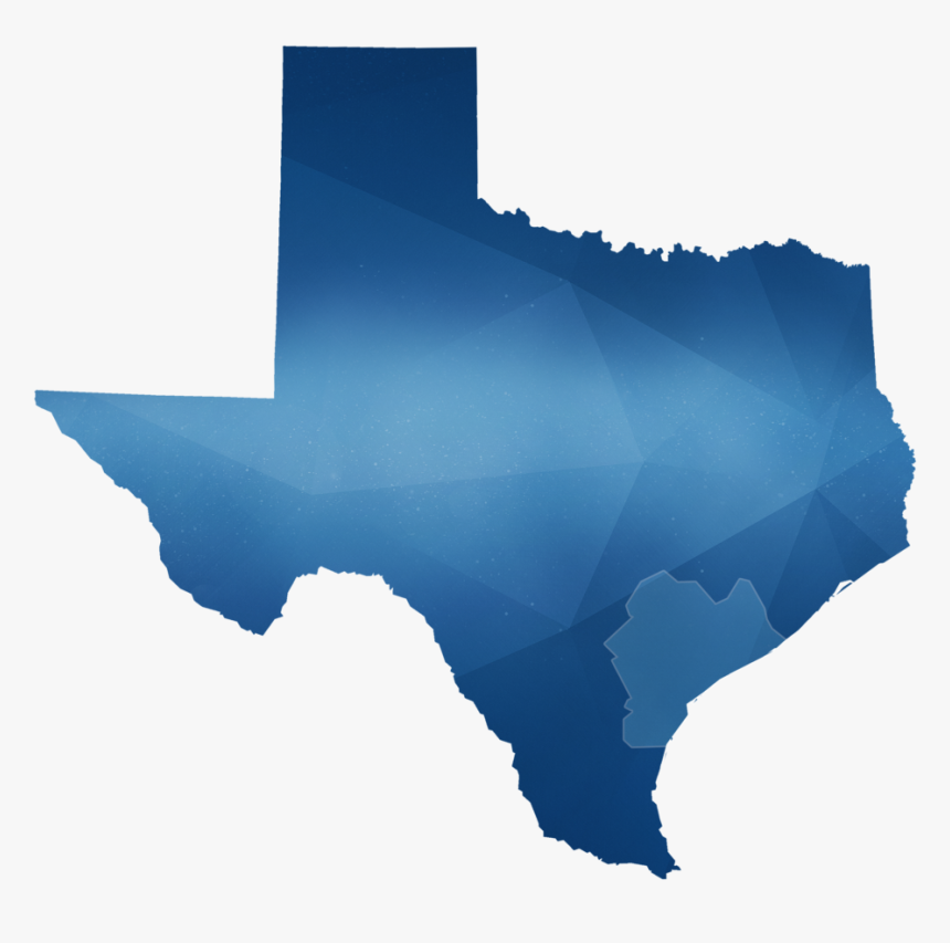 Home Sweet Home Texas , Png Download - Dallas Fort Worth On Texas Map, Transparent Png, Free Download