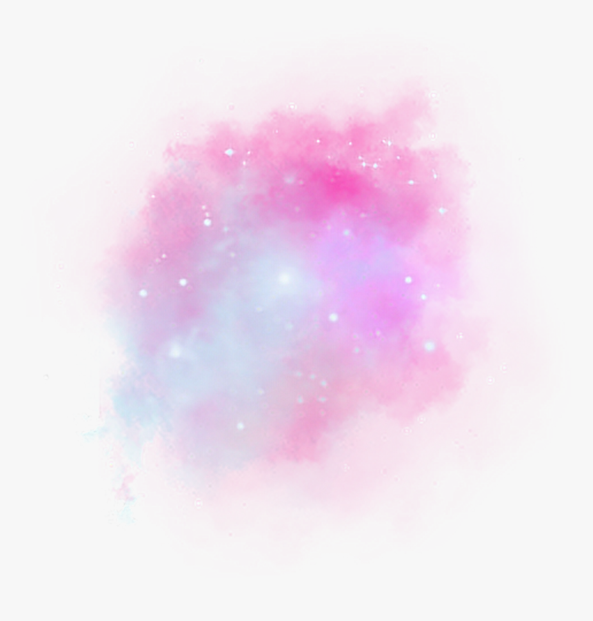 Clip Art Galaxy Azul Sticker By - Png Rosa, Transparent Png, Free Download