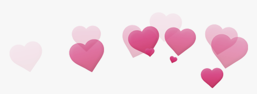 Transparent Photo Booth Hearts