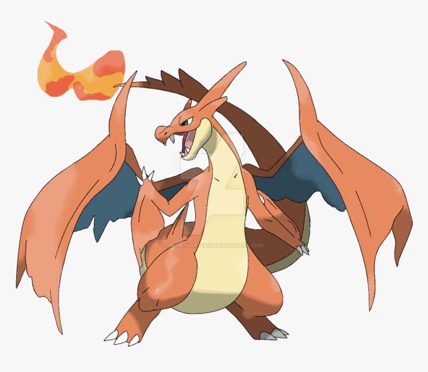 Charizard Y Png, Transparent Png, Free Download