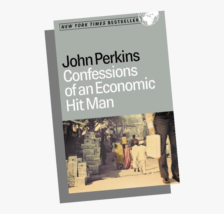 Confessions Of An Economic Hit Man Pdf Free Download, HD Png Download, Free Download
