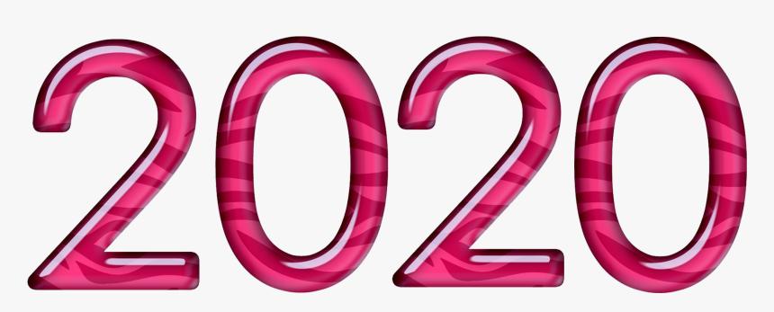 Number 2020 Png Transparent - Graphic Design, Png Download, Free Download