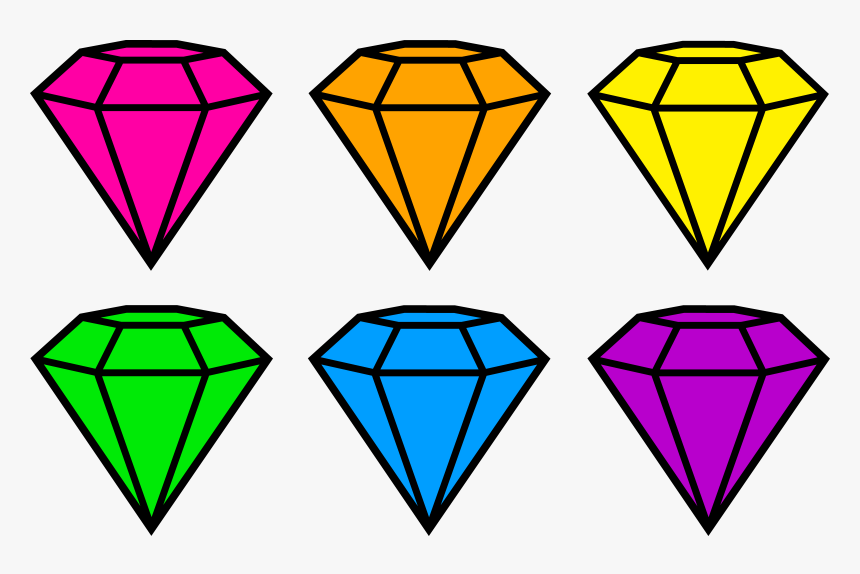 Gems Clipart, HD Png Download, Free Download