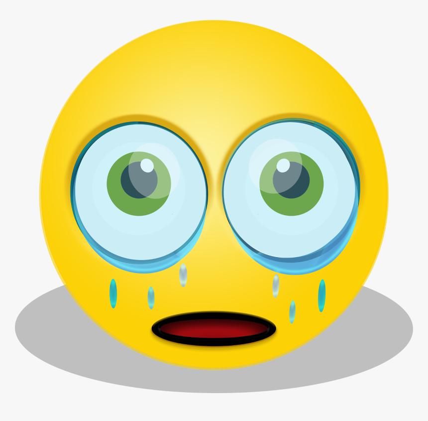 Transparent Sad Emoji Png - Crying Twitter Meme Emoji, Png Download, Free Download