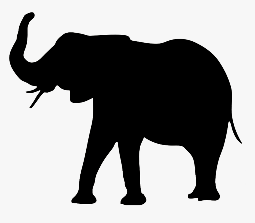 Elephant Clip Art Transparent Silhouette Elephant Vector Hd Png Download Kindpng Elephants vector silhouette (graphic) by aparnastjp · creative fabrica. transparent silhouette elephant vector