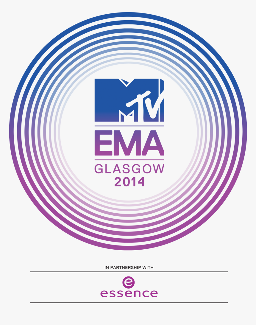 Logo Essence C84b03 Large - Mtv Europe Music Awards 2014, HD Png Download, Free Download