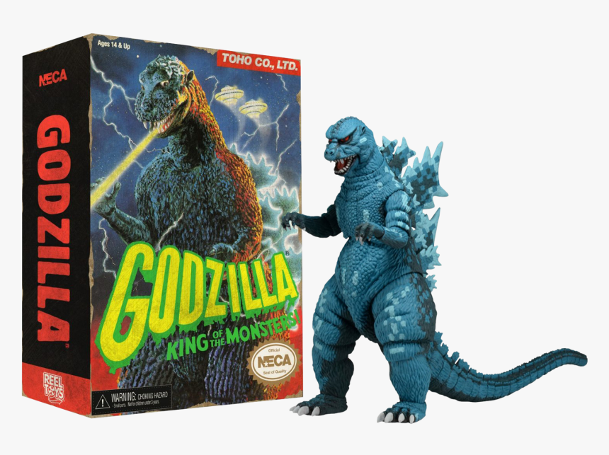 Godzilla Video Game Neca Toy, HD Png Download, Free Download