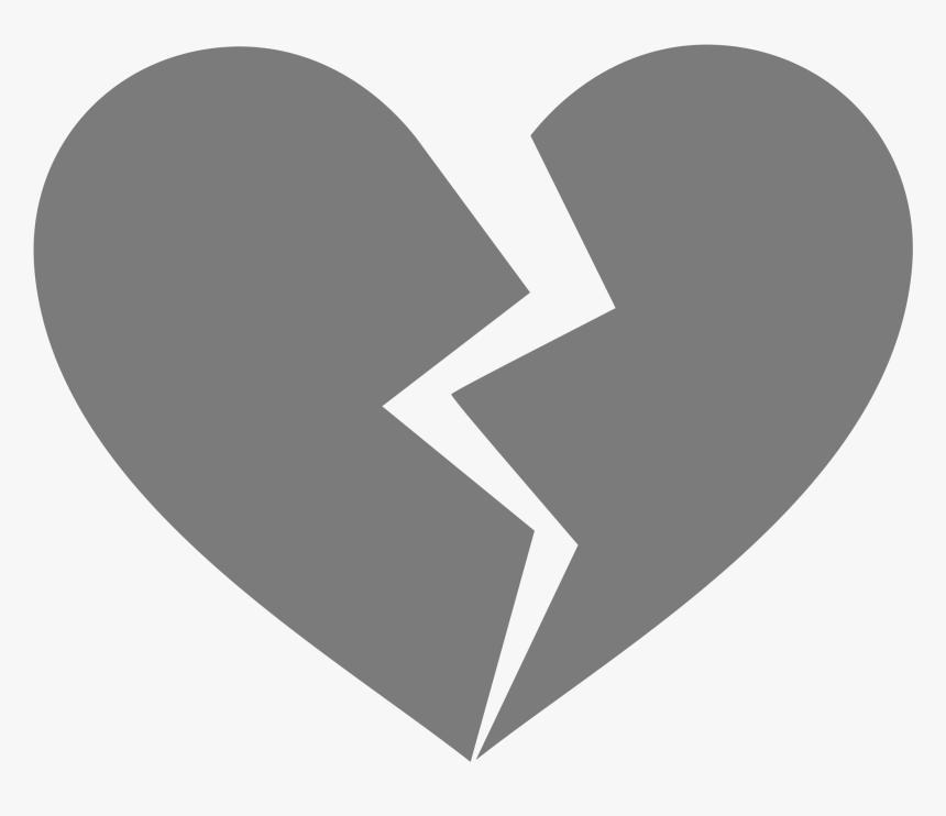 Transparent Heart Broken Png - Broken Heart Transparent, Png Download, Free Download