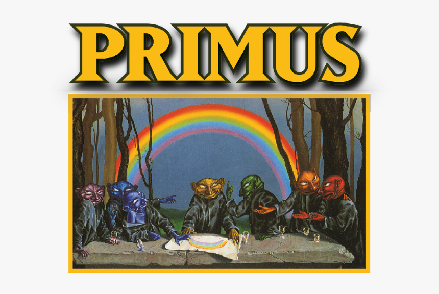 """Primus New Year""""s Eve - Primus The Desaturating Seven, HD Png Download, Free Download"""