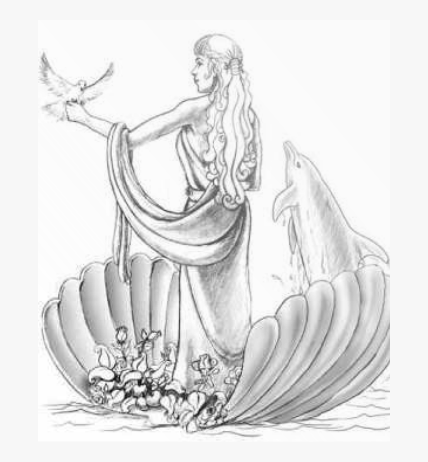 Picture - Aphrodite Goddess Of Love, HD Png Download, Free Download