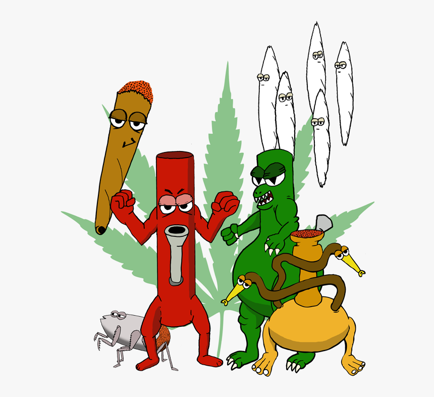 Mad Drawing Stoner Stoners High Cartoon Characters Hd Png