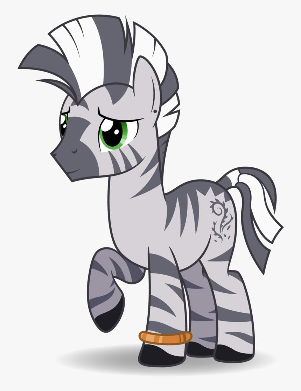Zett Brew By Zekrom-9 - My Little Pony Zebra Oc, HD Png Download, Free Download