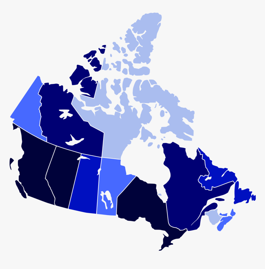 List Of Canadian Provinces And Territories By Human - Provincial Governments In Canada, HD Png Download, Free Download