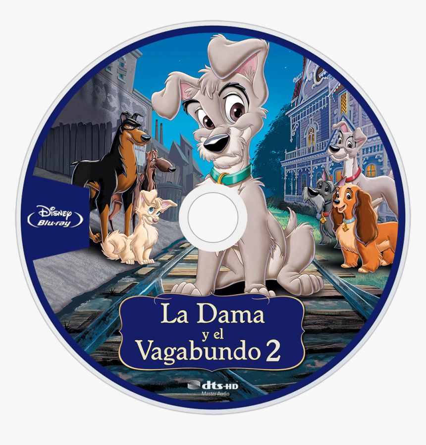 Lady And The Tramp Ii Scamp S Adventure 2001 Vhs Hd Png Download Kindpng
