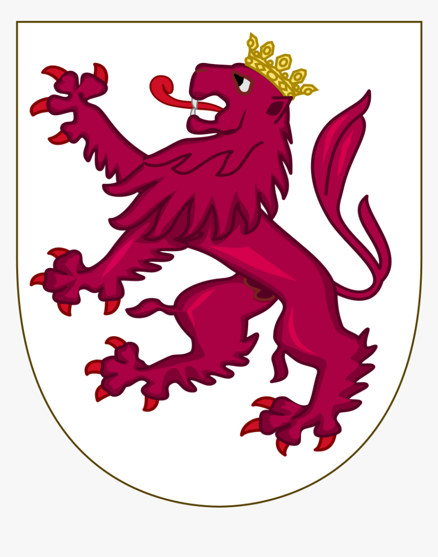 Kingdom Of Leon Coat Of Arms, HD Png Download, Free Download
