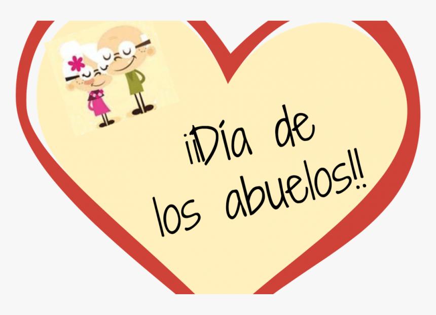 Transparent Abuelos Clipart - 26 De Julio Dia De Los Abuelos, HD Png Download, Free Download