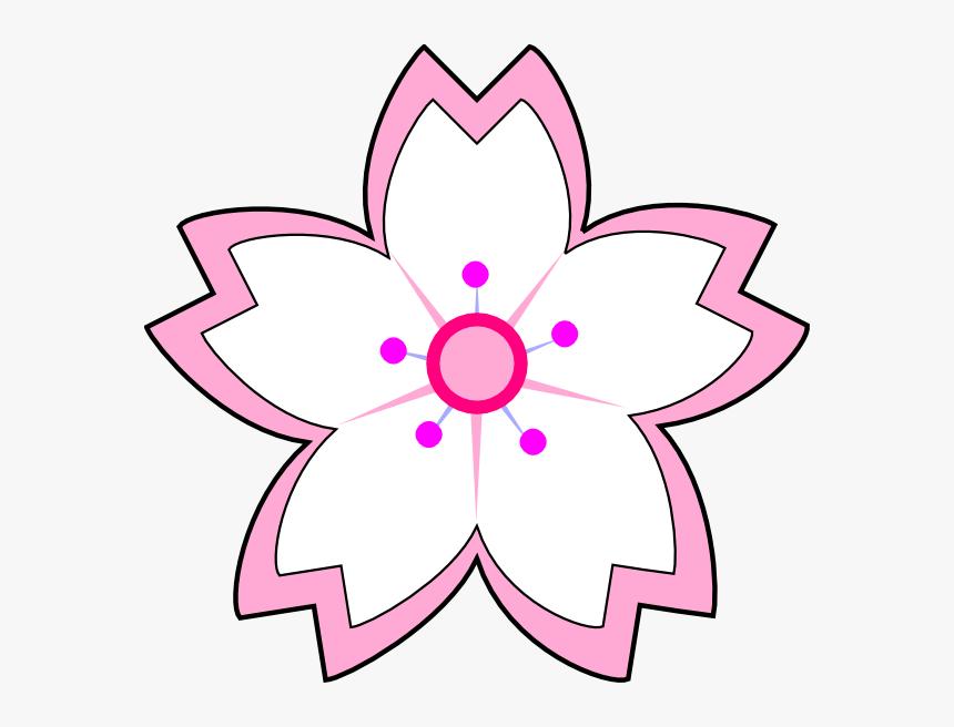 Logo Bunga Sakura Png Transpa