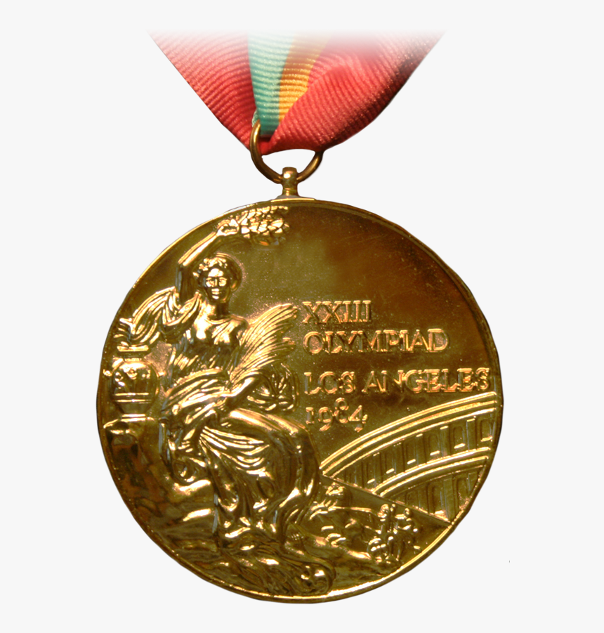 Outline Free Html5 Responsive Bootstrap Template - 1984 Olympic Gold Medal, HD Png Download, Free Download