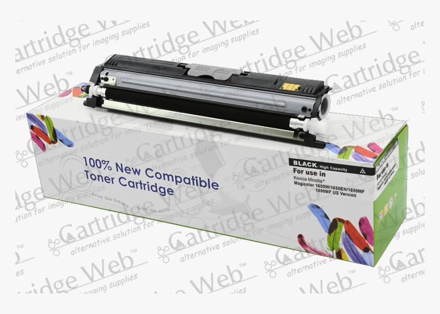 Compatible Toner Cartridge For Konica Minolta - Cartridge Web, HD Png Download, Free Download